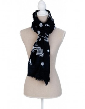 scarf SJ0624 Clayre Eef in the size 70x180 cm