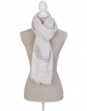 70x190 cm synthetic scarf SJ0636 Clayre Eef