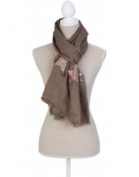 scarf SJ0639CH Clayre Eef in the size 70x190 cm