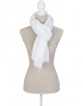 180x70 cm synthetic scarf SJ0643W Clayre Eef