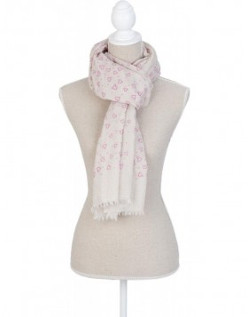 scarf SJ0646N Clayre Eef in the size 70x180 cm