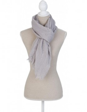 180x80 cm synthetic scarf SJ0672BGR Clayre Eef