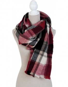 scarf SJ0679R Clayre Eef in the size 140x140 cm