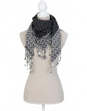 scarf SJ0689Z Clayre Eef in the size 90x90 cm