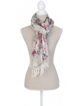 scarf SJ0694 Clayre Eef in the size 70x170 cm