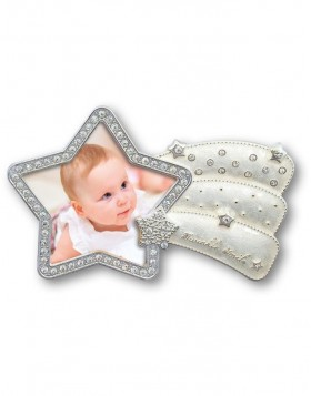 Twinkle Baby frame 9x9 cm