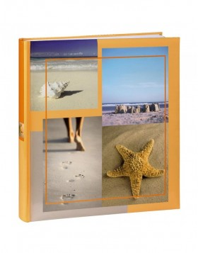 holiday photo album Sea Shells beige 29x32 cm