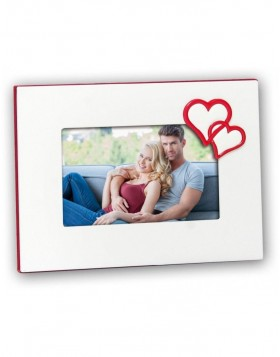 VANIA metal photo frame love 10x15 cm and 13xx18 cm