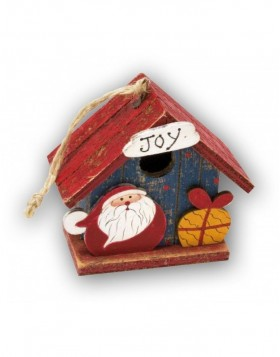 Christmas decoration made of wood - 1 piece