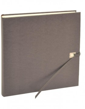 XL Photo Album 32x35 cm gray Naimo