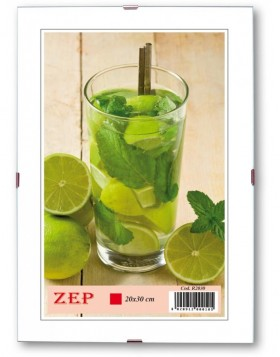ZEP clip frame normal and acrylic glass 10x15 cm - 70x100 cm