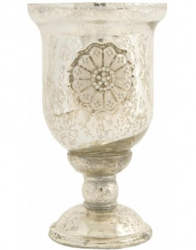 antique candle holder � 11x20 cm