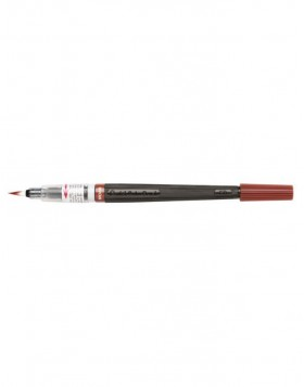 brauner Pinselstift Aquarell COLOR