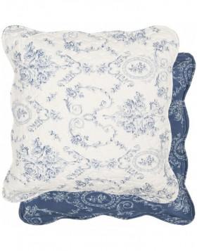 Q136.020 pillowcase blue 40x40 cm