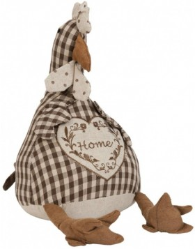 decoration CHICKEN made of cotton