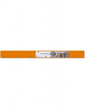 Magnetleiste SKINNY STRIPS 60 x 2 cm in orange