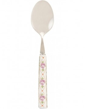 62805E Clayre Eef dessert spoon ENGLISH ROSE