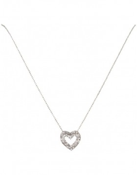 necklace silver B0300421 Clayre Eef