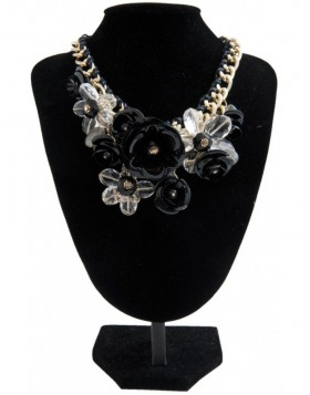 necklace black B0300602 Clayre Eef