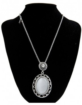 necklace silver B0300597 Clayre Eef