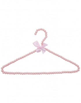 63124 Clayre Eef clothes hanger PEARLS