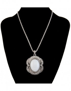 necklace silver B0300615 Clayre Eef