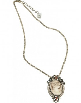 necklace gold B0300245 Clayre Eef