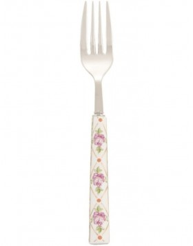 62805C Clayre Eef fork ENGLISH ROSE