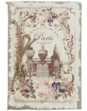 notebook PARIS 6PA0404 by Clayre Eef