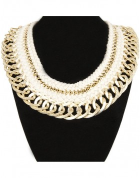 necklace white B0300504 Clayre Eef