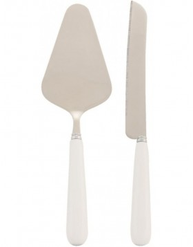 62810G Clayre Eef Set cake server/cake knife