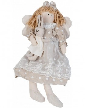 doll natural in the size 48 cm