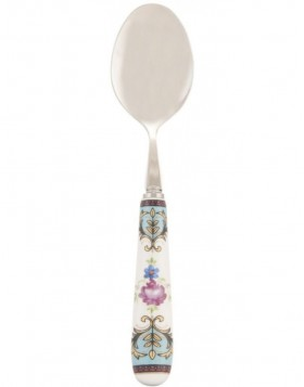 62807E Clayre Eef dessert spoon ETHNIC DREAM