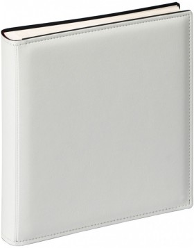 XL Photo Album Premium 34,5x43 cm white