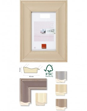wooden frame Constance