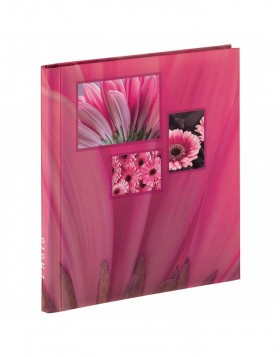 SINGO self-adhesive photo album pink 28x31 cm