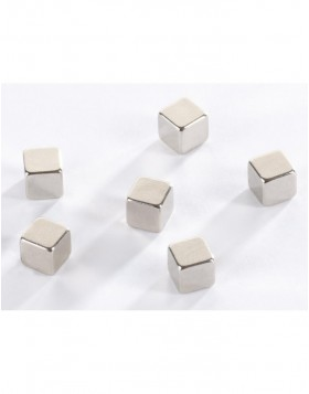 w�rfelf�rmige Super-Magneten 12 St�ck CUBE MIGHTIES