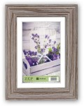 LAVEND wooden photo frame 10x15 cm