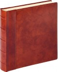 Classic Album Leather Valencia maroon 32x32 cm