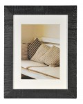 wooden frame Driftwood with mat