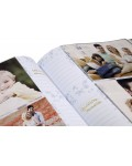 Curly Memo Album, for 200 photos with a size of 10x15 cm, breeze