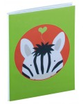 slip-in  mini photo album JUNGLE 36 photos 10x15 Henzo