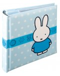 slip-in album Miffy Dodz for 200 photos - blue