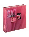 Singo Memo Album, for 200 photos with a size of 10x15 cm, pink