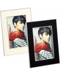 Photo frame Mathis 3 sizes and 2 colors