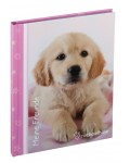 PETS  Friendship book Hund pink