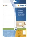 HERMA Address labels Premium A4 99,1x93,1 mm white paper matt 150 pcs.