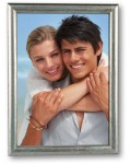 Wooden frame Kiel Gold and Silver