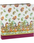 Jumbo photo album Paisley