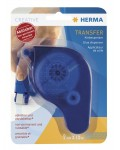 HERMA Glue dispenser Transfer  removable  blue 15m